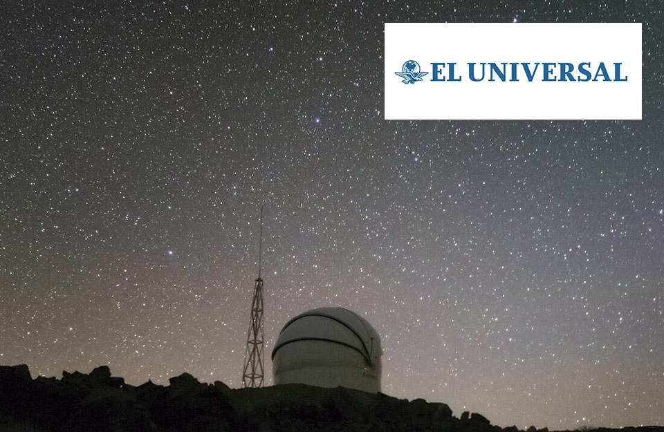 El Telescopio Test-Bed 2 fue instalado en el observatorio de La Silla para vigilar objetos que pongan en peligro al planeta | Marca Chile