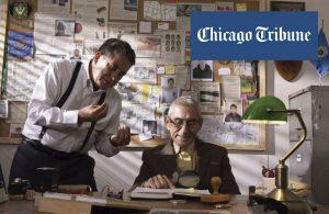"""""""El agente topo"""" está en una misión rumbo a los Oscar"""