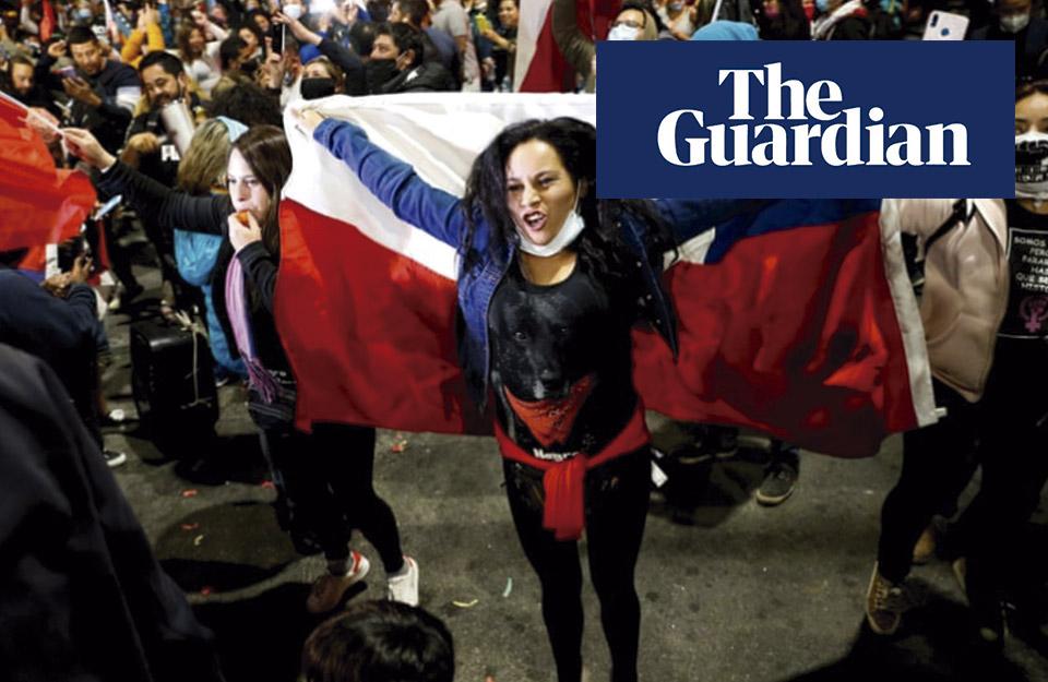La Constitución de Chile podría establecer un nuevo estándar en la igualdad de género