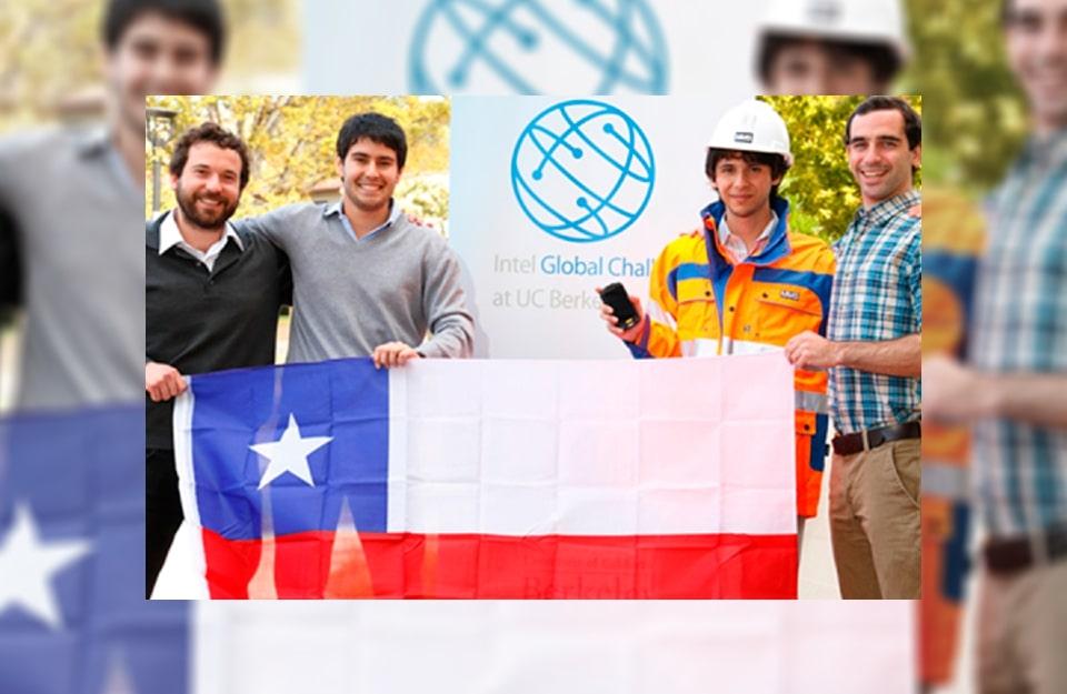 Proyecto chileno gana Desafío Intel Global en Silicon Valley | Marca Chile