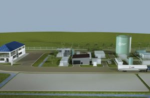 Haru Oni: The construction of Chile's first green hydrogen based e-fuels project is underway