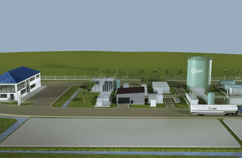 Ya comenzó la construcción de Haru Oni, el primer proyecto de e-combustibles a base de hidrógeno verde en Chile | Marca Chile