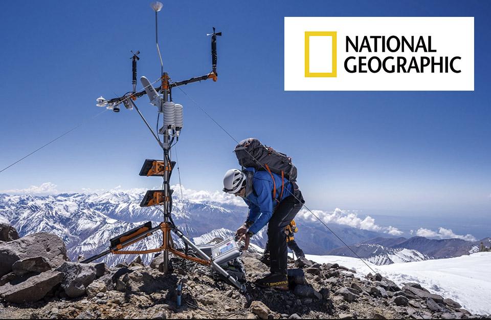 La estación climática a mayor altura en la cordillera de Los Andes ayudará a los científicos a encontrar respuestas sobre el clima | Marca Chile