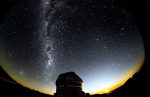 El Santuario Internacional de Cielos Oscuros ubicado en el norte de Chile