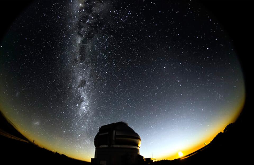 El Santuario Internacional de Cielos Oscuros ubicado en el norte de Chile | Marca Chile