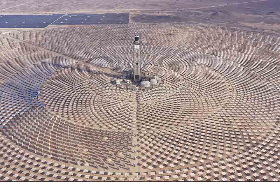 5 key features of Cerro Dominador, Latin America's first thermosolar plant | Marca Chile
