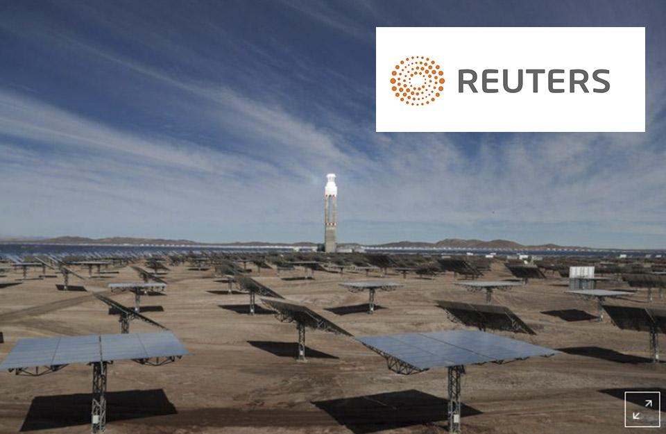 Chile inaugura primera planta de concentración solar de América Latina