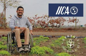 """Chilean farmer and advocate of inclusive, integrative, agriculture, Alfredo Carrasco, to receive IICA """"leaders of rurality"""