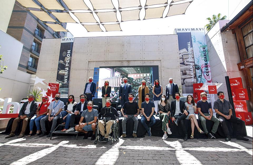 Chile lanzó su nueva estrategia de imagen país para los próximos 10 años | Marca Chile