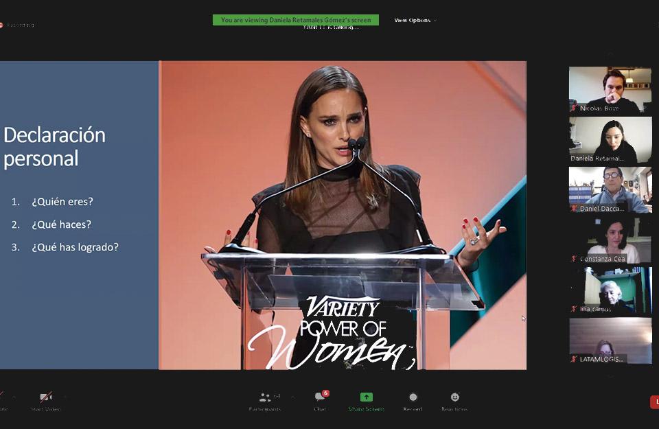 Imagen de Chile y Emprende tu Mente dictan taller de emprendimiento para los usuarios de marca Chile | Marca Chile