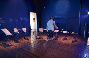 """Chile acapara las miradas en la Bienal de Diseño de Londres con la muestra """"Resonancias Tectónicas"""""""