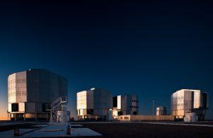 Descubriendo el Universo en Chile
