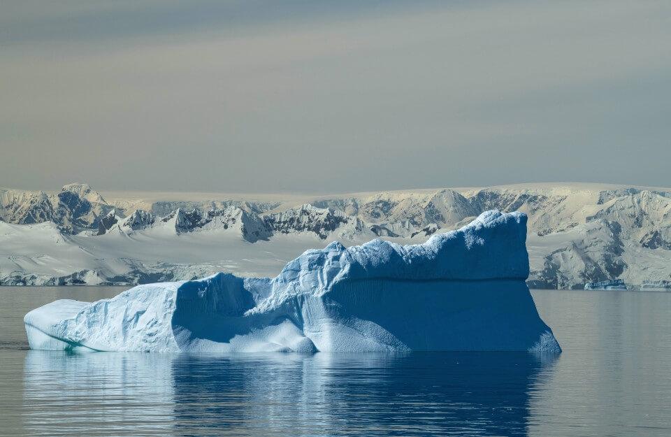 Un viaje al continente antártico