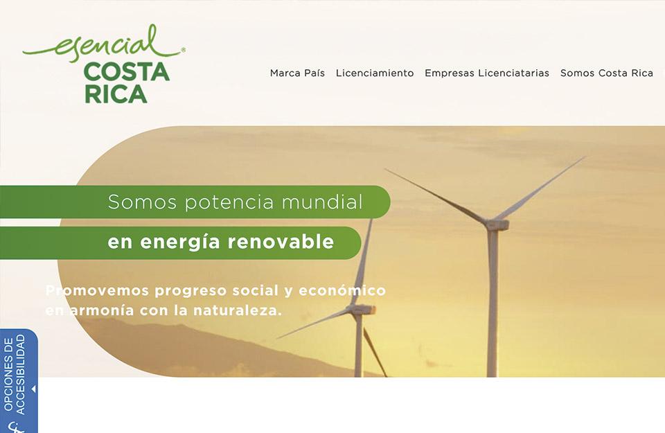Esencial Costa Rica comparte experiencia de trabajo con Imagen de Chile