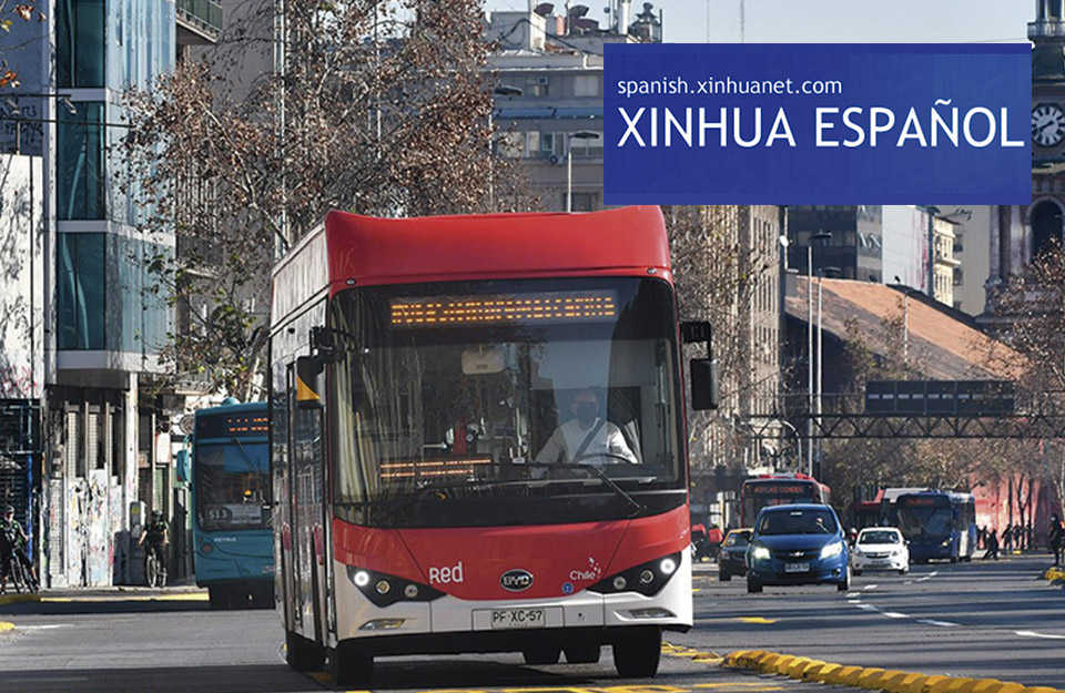 Chile will expand electromobility to the north of the country with a fleet of 100 buses