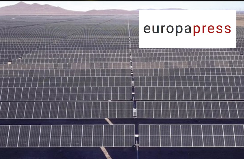 Acciona Energía opens a 144 million euros photovoltaic plant in Chile | Marca Chile