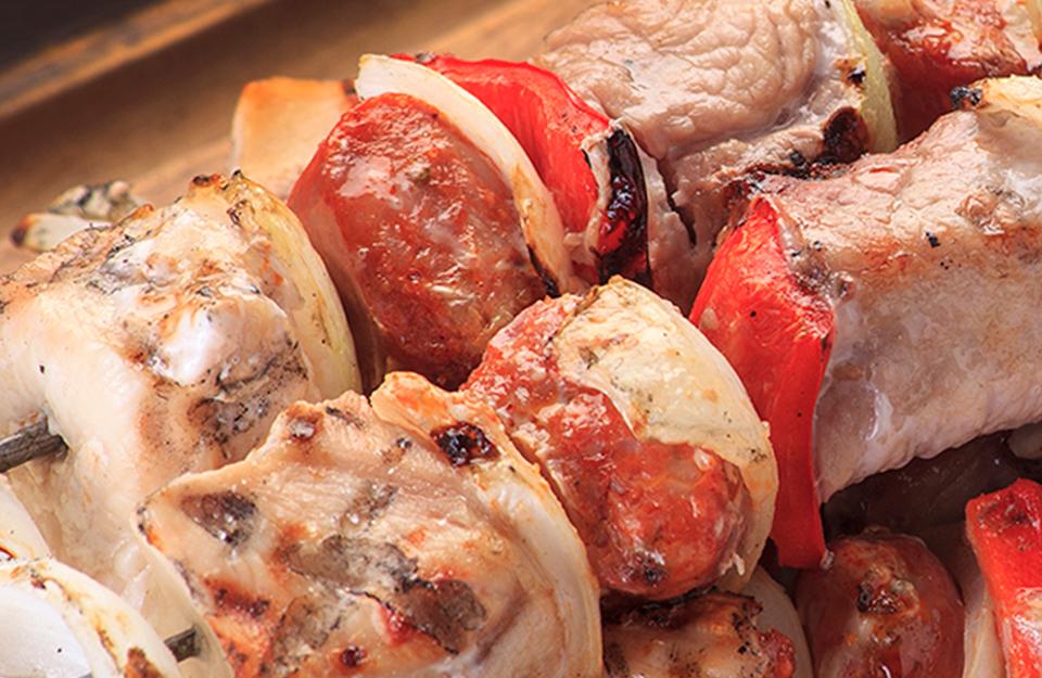 Anticuchos de Carne a la Parrilla | Marca Chile