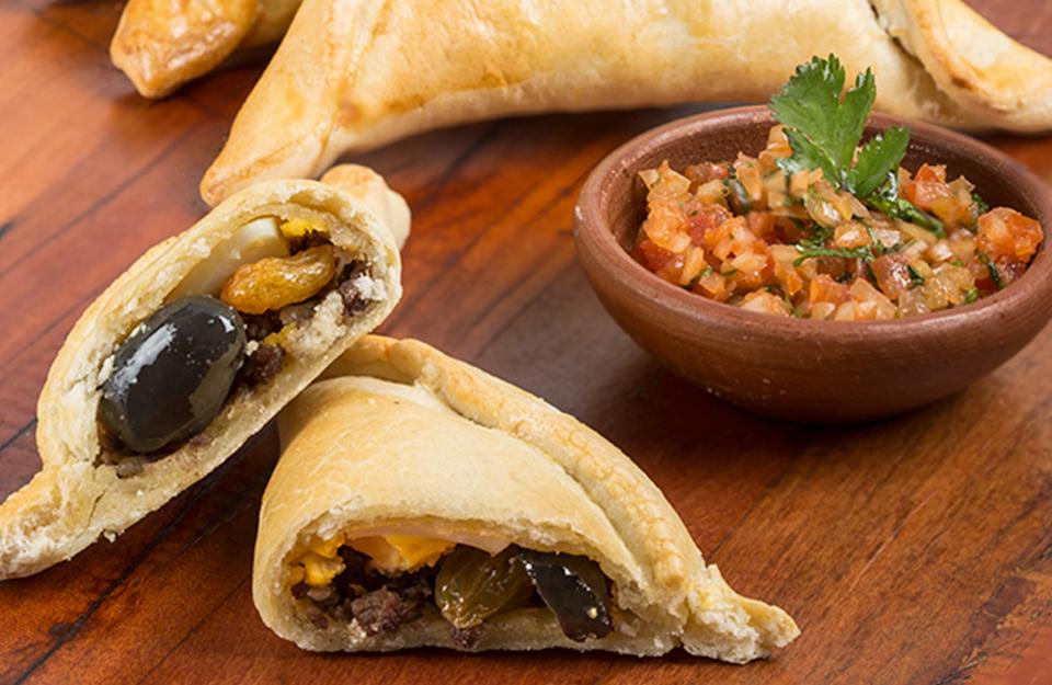 Empanadas Chilenas de Horno | Marca Chile