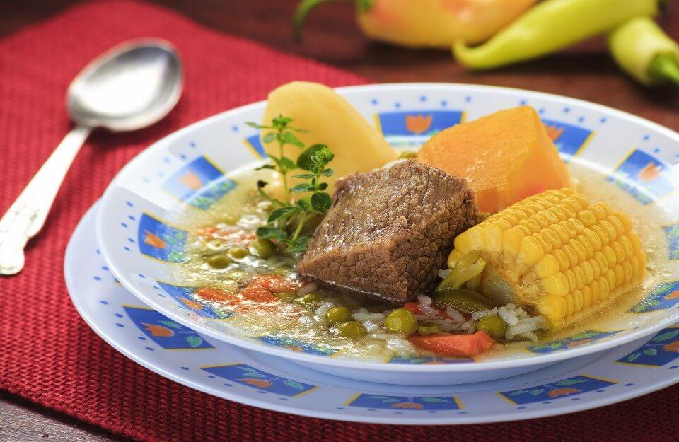 5 platos típicos chilenos