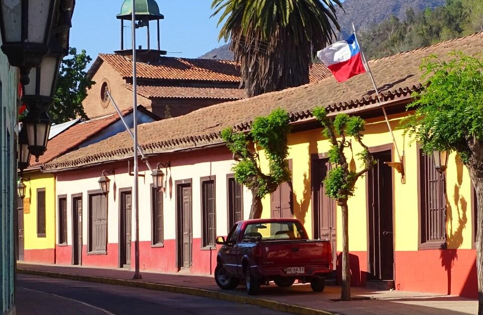 Zonas Típicas Patrimoniales de Chile