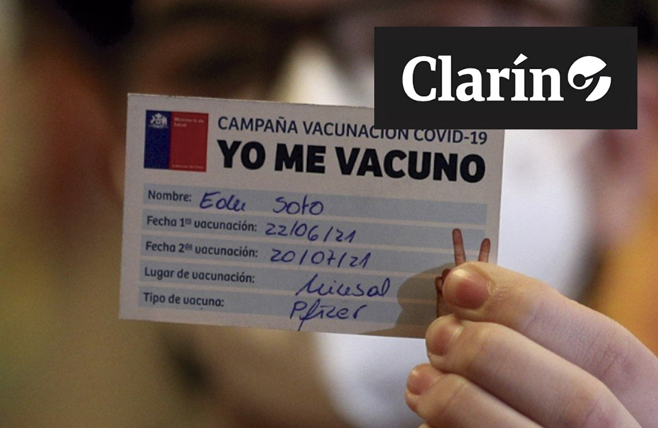 Revealing Chilean study provides new clues to the effectiveness of COVID-19 vaccines | Marca Chile