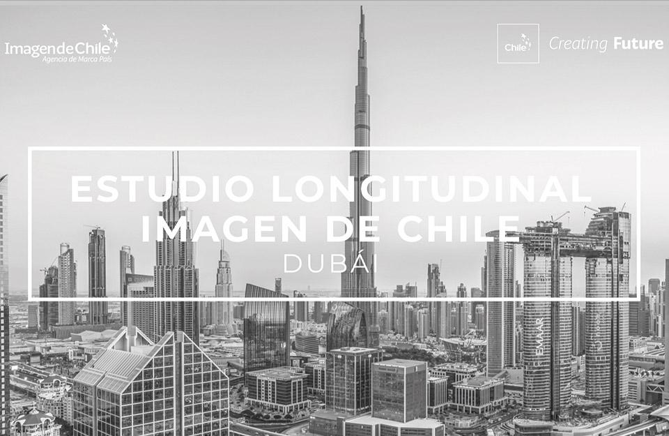 Estudio Imagen de Chile en Dubái: 49% percibe que Chile está potenciando el desarrollando de ciencia y tecnología