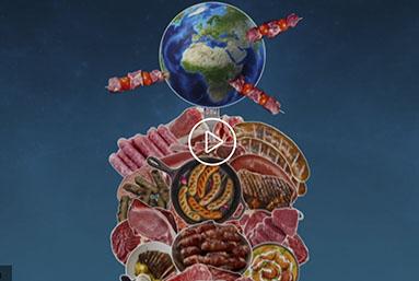 Alimentación saludable: ¿Qué hacer con la carne y los lácteos?