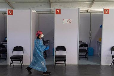 Chile registra el porcentaje más bajo de casos positivos en pruebas PCR desde el inicio de la pandemia