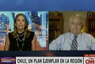 Chile, un plan de vacunación ejemplar para la región