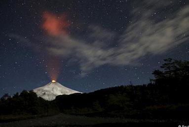 Descubren en la Patagonia chilena un nuevo volcán activo