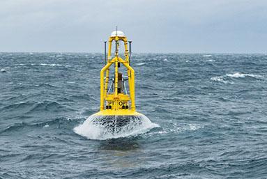 Enel Green Power instala el convertidor de energía de olas en aguas chilenas