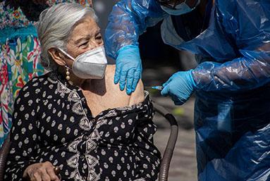 Este pequeño país va muy por delante en la carrera de la vacunación contra el Covid-19