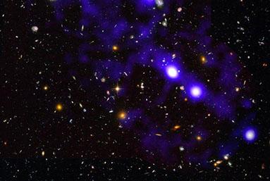 """Nuestras primeras imágenes de la """"red cósmica"""" revolucionan el Hubble y nos revelan miles de millones de galaxias más allá de nuestra Vía Láctea"""