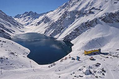 Olvida Europa: Sudamérica es la opción perfecta para las personas ansiosas por esquiar