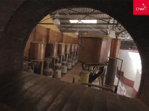 Alambiques para destilación de pisco | Toolkit | Marca Chile
