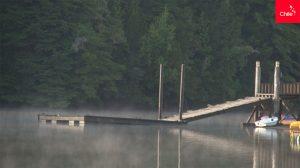 Amanecer en lago | Toolkit | Marca Chile