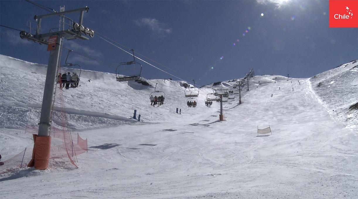Andarivel Cancha de Ski   Marca Chile   Toolkit