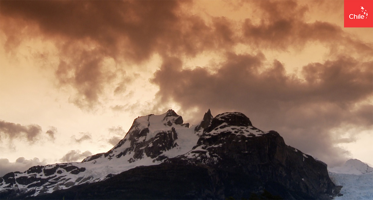 Atardecer patagónico | Marca Chile | Toolkit