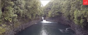 Canyoning en río Fuy | Toolkit | Marca Chile