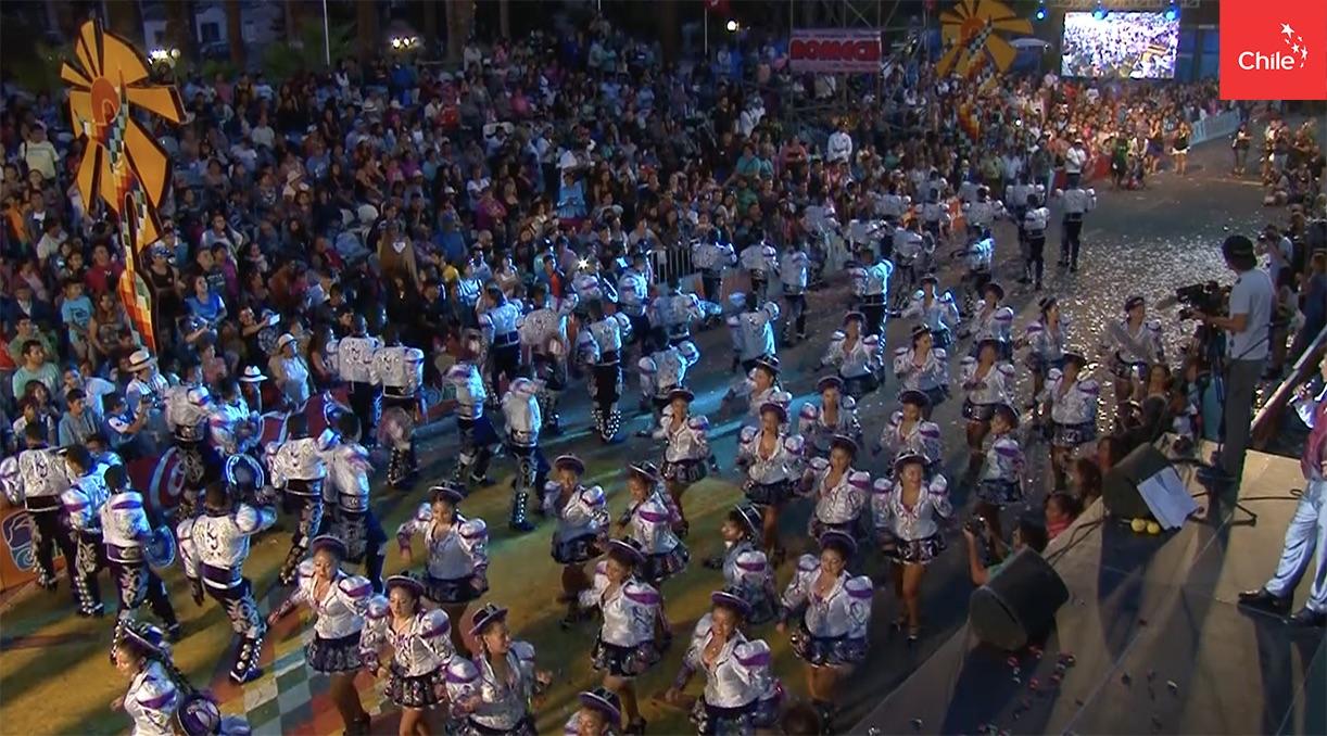 Carnaval Andino, Arica | Marca Chile | Toolkit