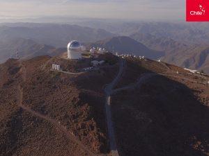 Centro astronómico La Silla | Toolkit | Marca Chile