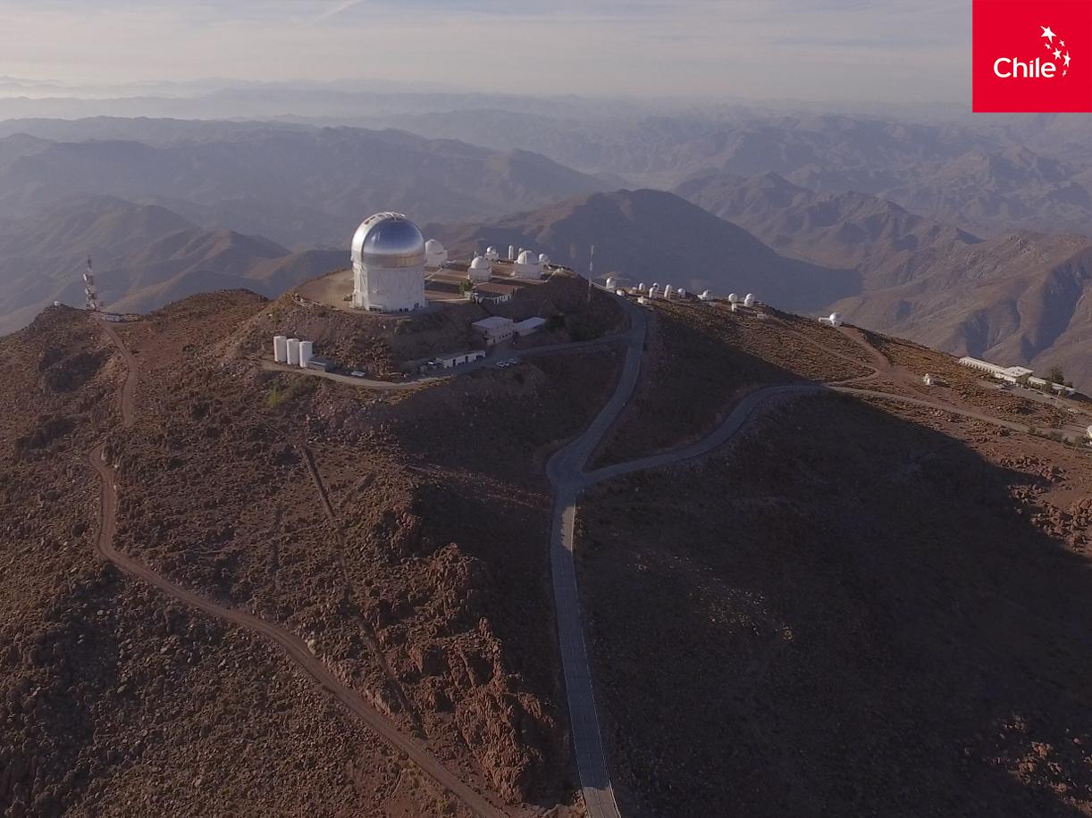 Centro astronómico La Silla | Marca Chile | Toolkit