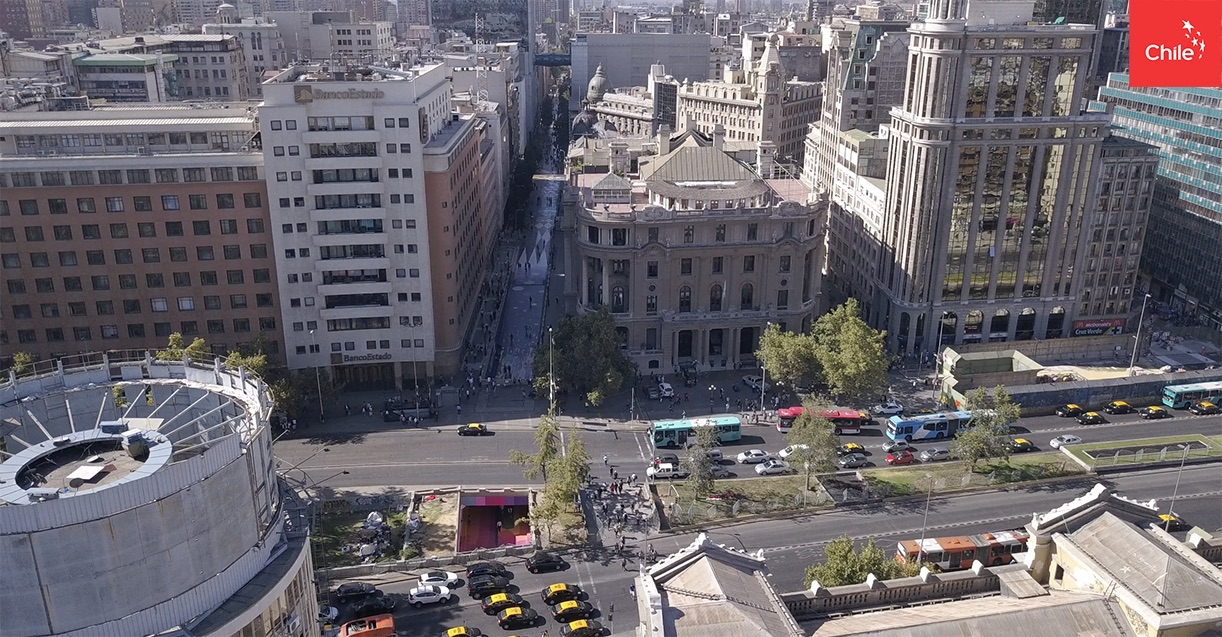 Centro de Santiago | Marca Chile | Toolkit
