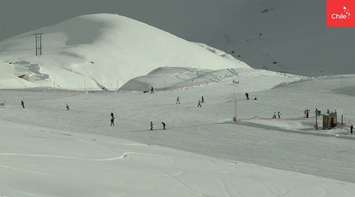 Centro de Ski | Marca Chile | Toolkit