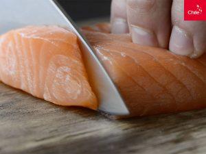 Cortes de salmón | Toolkit | Marca Chile