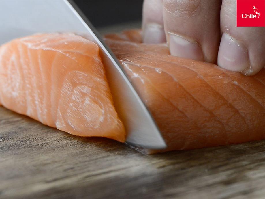 Cortes de salmón | Marca Chile | Toolkit
