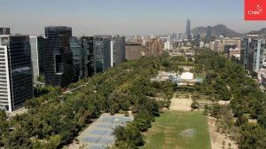 Edificios Parque Araucano | Toolkit | Marca Chile