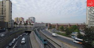 Exterior Metro | Toolkit | Marca Chile
