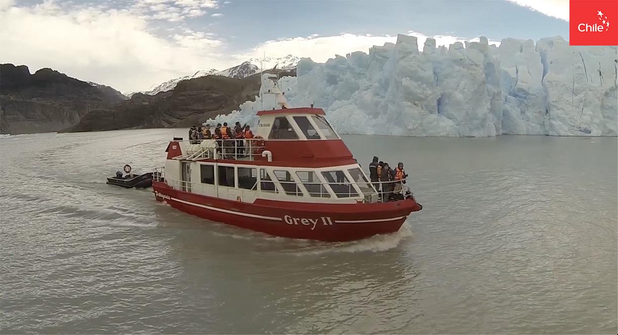 Lago Grey | Marca Chile | Toolkit