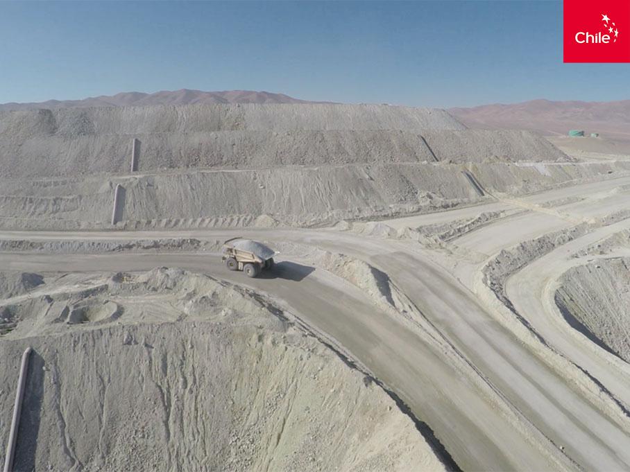 Minería | Toolkit | Marca Chile